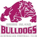Logo of Bribie AFL Bulldogs