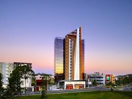 Tall highrise at Robina Gold Coast Qld