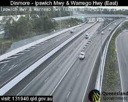 Dinmore - Ipswich Motorway and Warrego Highway