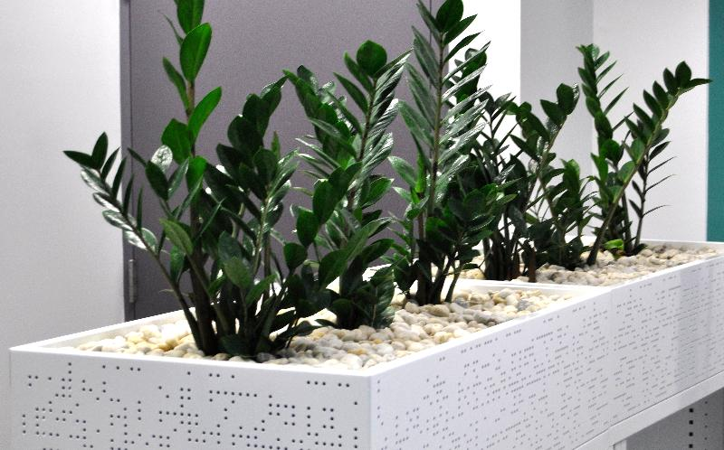 Tambour Planters And Boxes From Planex Dexion Profile
