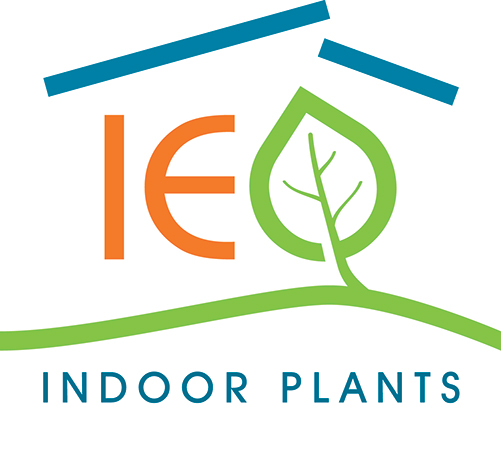 Showing IEQ Indoor Plants Logo